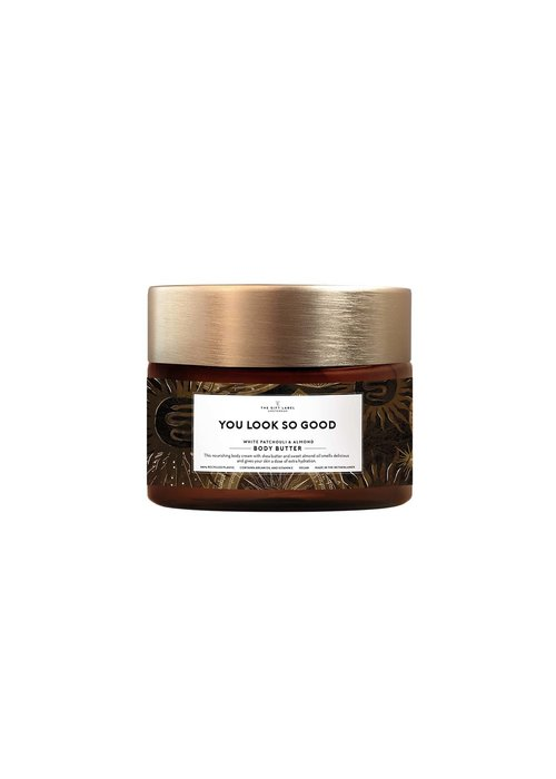 Gift Label -  Body Butter 250ml- You Look So Good