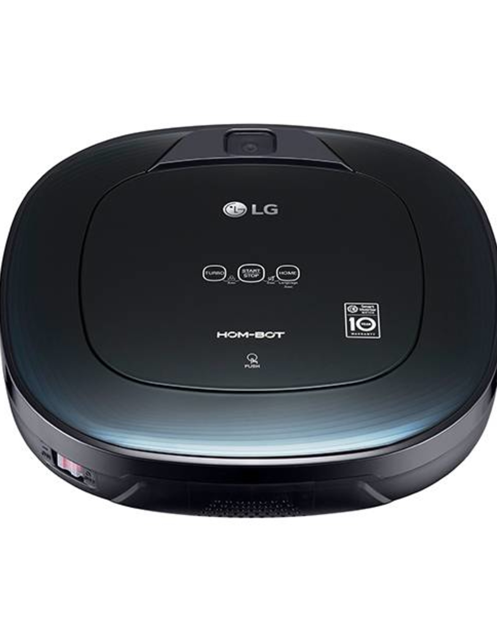 LG VRE610BKC Zakloos 0.6l Navy robotstofzuiger