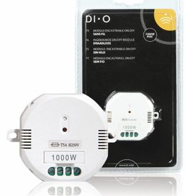 DI-O Smart Home Verlichtingscontrolemodule 433 MHz