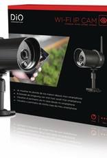 DI-O HD Smart Home IP-Camera Buiten 720P