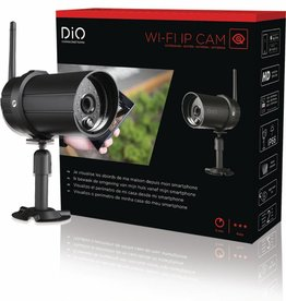 DI-O HD Smart Home IP-Camera Buiten 720P