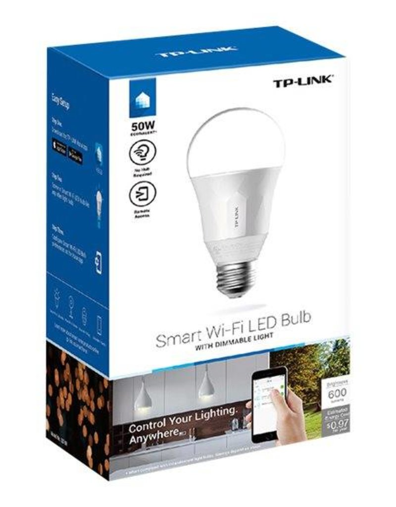 TPLink LB100 Smart WIFI LED Lamp