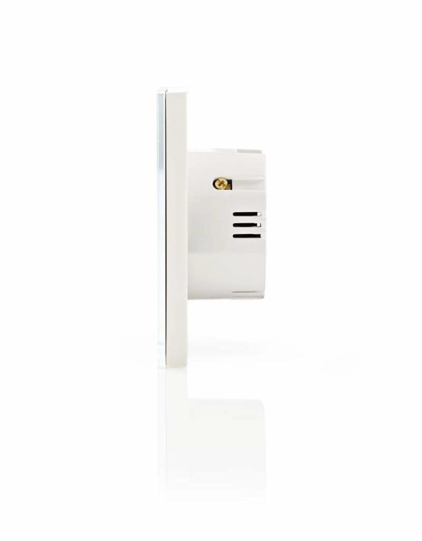 Nedis Wi-Fi smart lichtschakelaar   Single