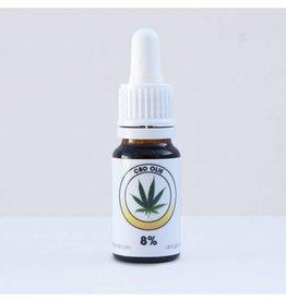 Aceite CBD 8 %