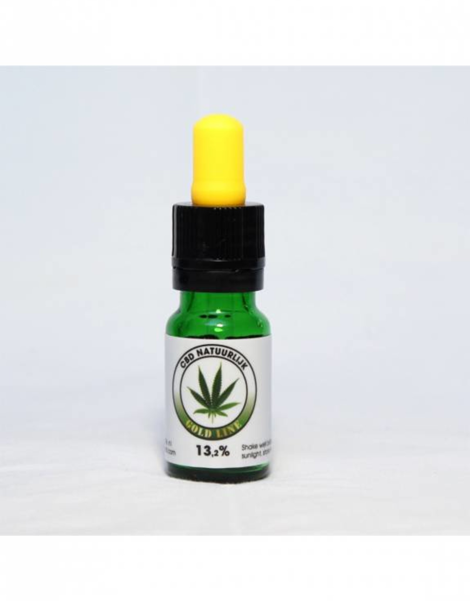 Gold Line CBD Olie 13.2%  Full spectrum