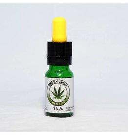 Gold Line CBD Olie 13,2%  Full spectrum