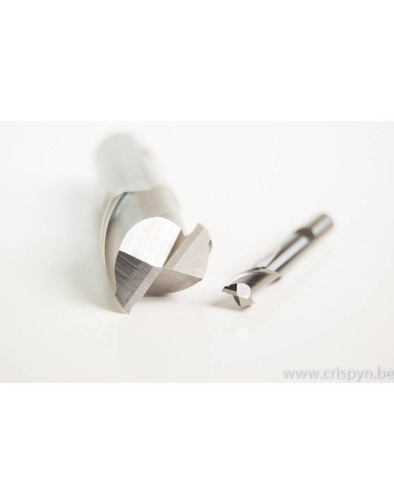 Phantom HSS-Co spiebaanfrees 10,5 mm