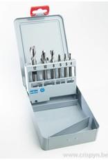 Phantom HSS-Co spiebaanfrezen 4-12 mm (2-lippig)