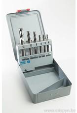 Phantom HSS-Co vingerfrezen 4-12 mm (4-lippig)