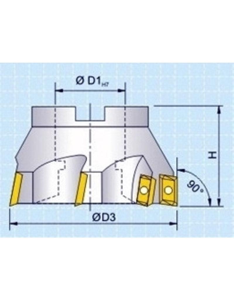 Soba Hoekfrees PAAP10032 - 100 mm