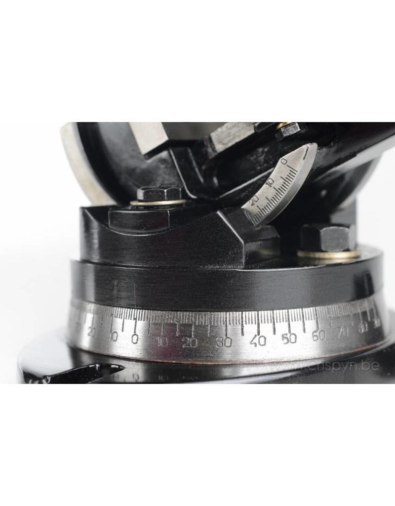 Soba Freesklem op draai- en kantelplaat 75 mm