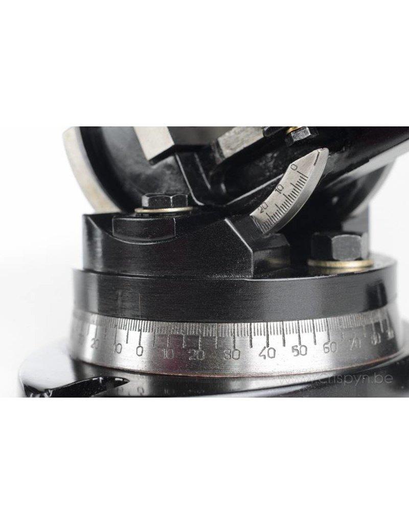 Soba Freesklem op draai- en kantelplaat 100 mm