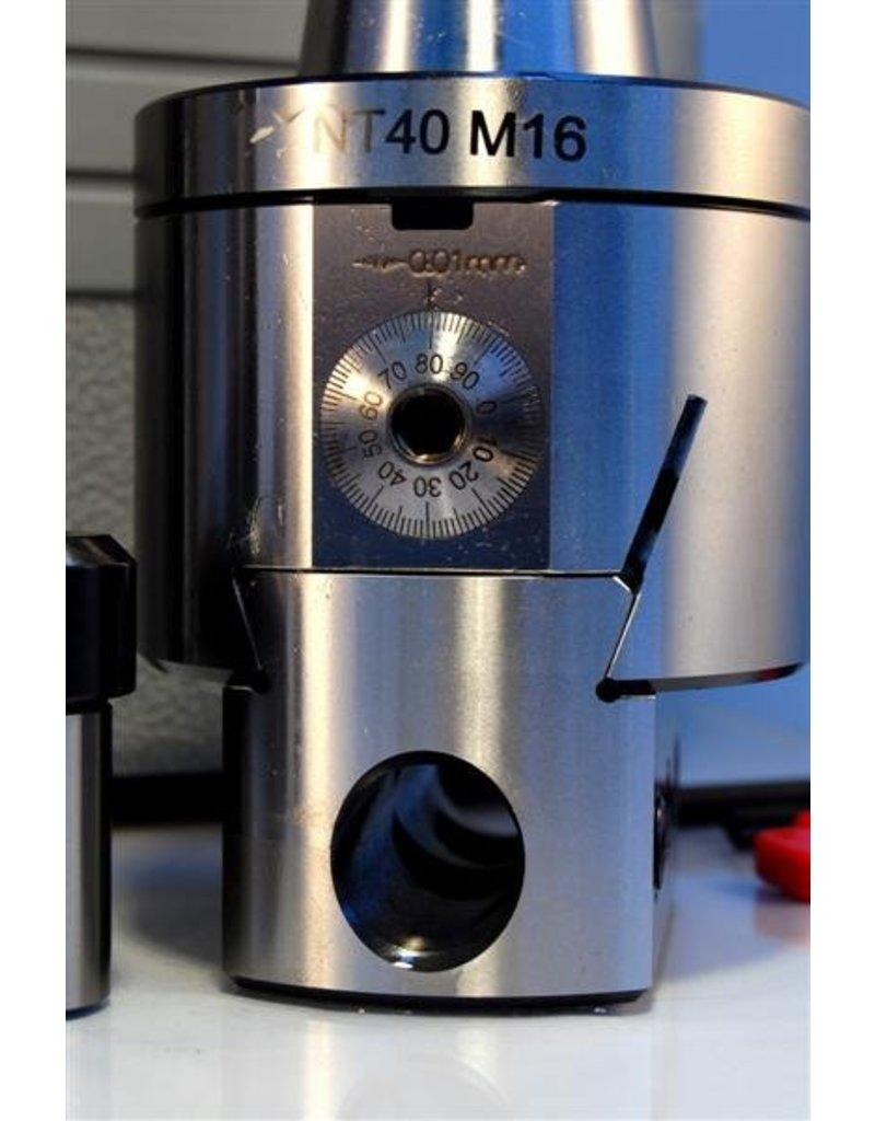 Vertex Precisie kotterkop SK40