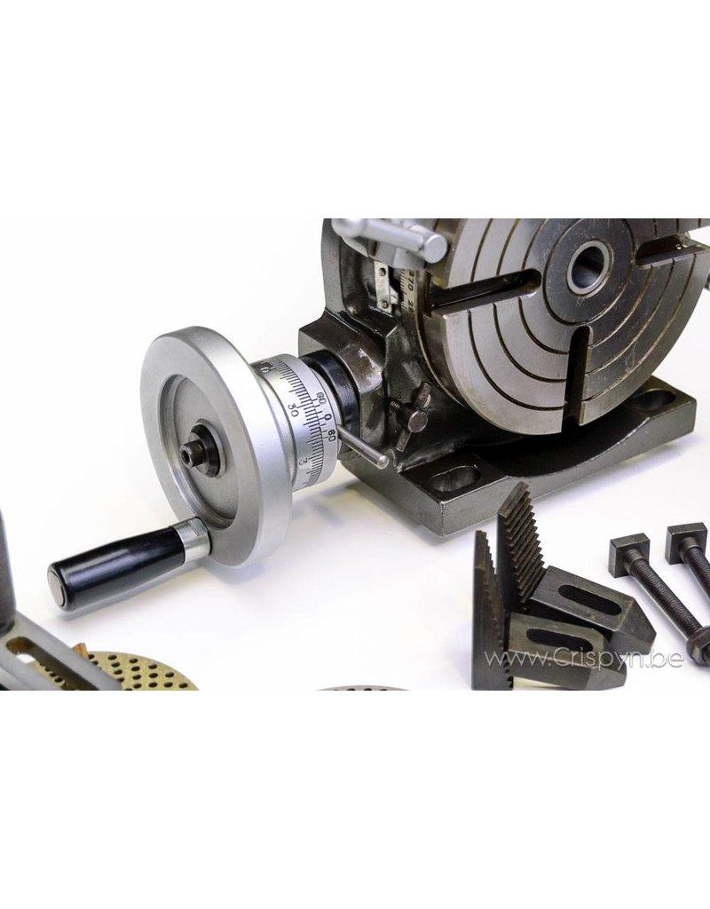 Soba CRB 150 - Standaard verdeeltoestel, compleet set, zonder klauwplaat