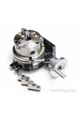 Soba CRB 150 - Standaard verdeeltoestel, compleet set, met gemonteerde klauwplaat