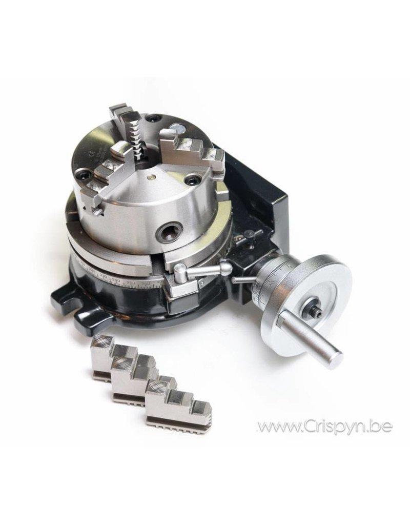 Soba CRB 200 - Standaard verdeeltoestel, compleet set, met gemonteerde klauwplaat