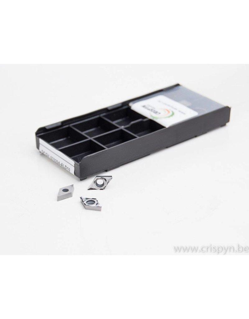 Phantom Wisselplaat DCGX 070204 - Aluminium (per stuk)