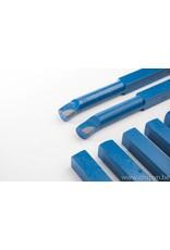 Diverse HM-tip beitelset - 12x12mm