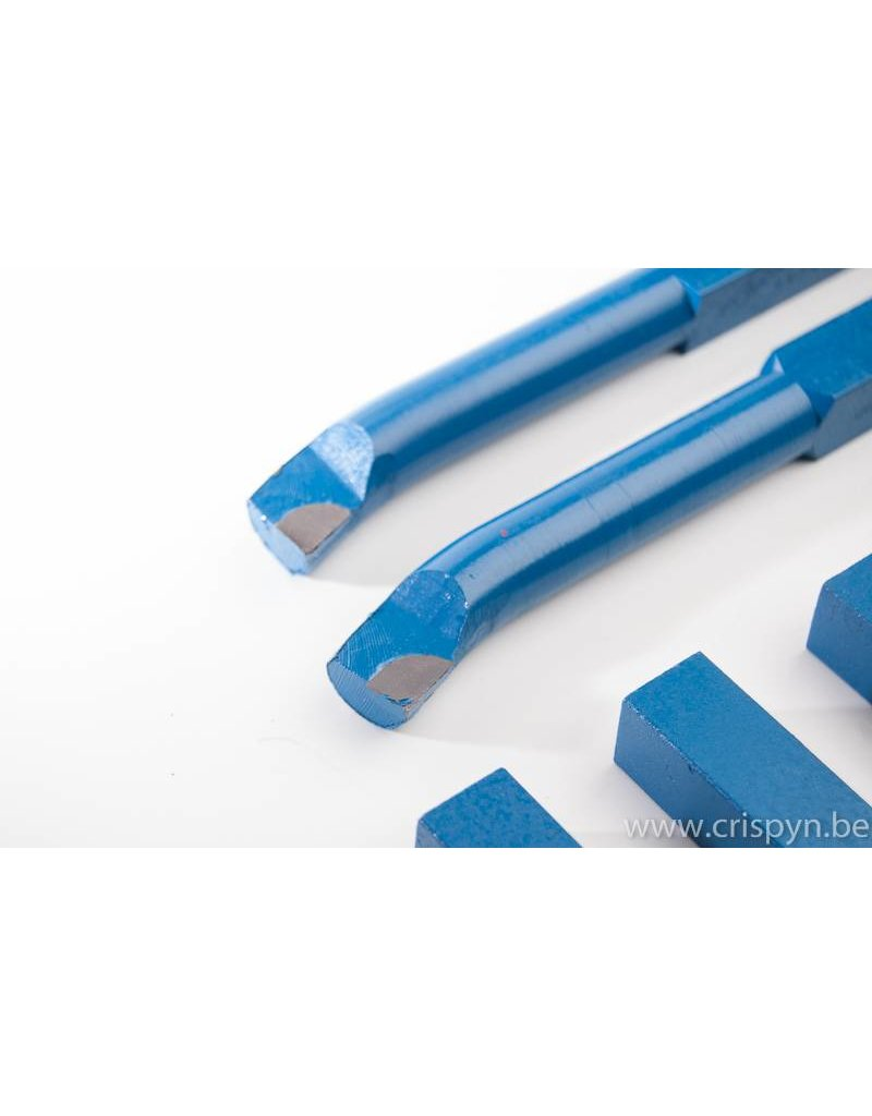 Diverse HM-tip beitelset - 16x16mm