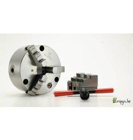Diverse Standaard klauwplaat - 125 mm