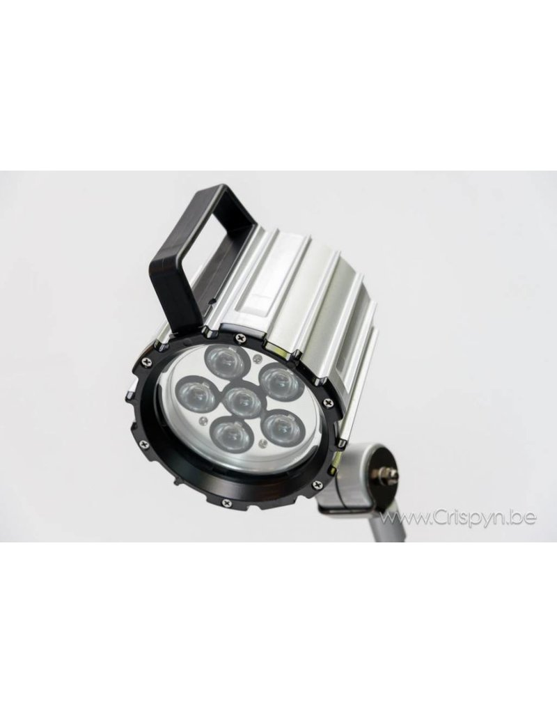 Vertex Zware LED-lamp met lange arm