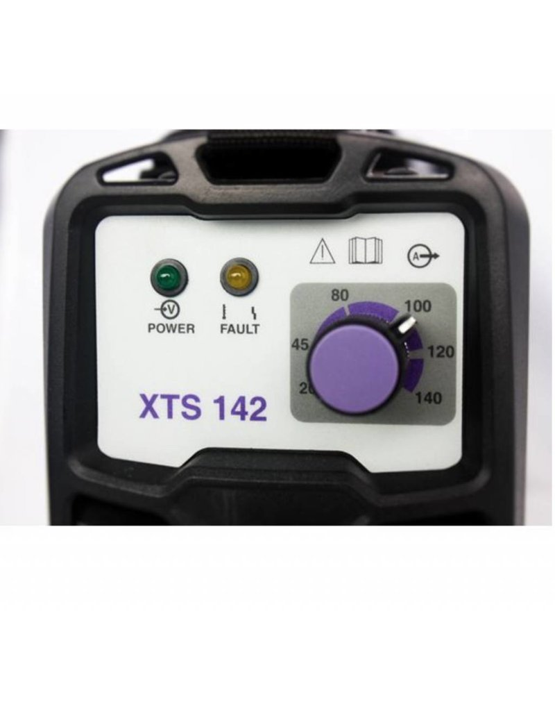 Parweld XTS 142 INVERTER MMA Electrode lastoestel