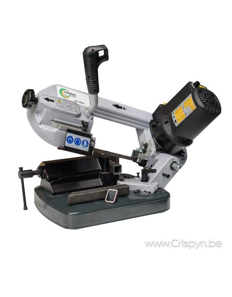 Crispyn Lintzaagmachine SC100V