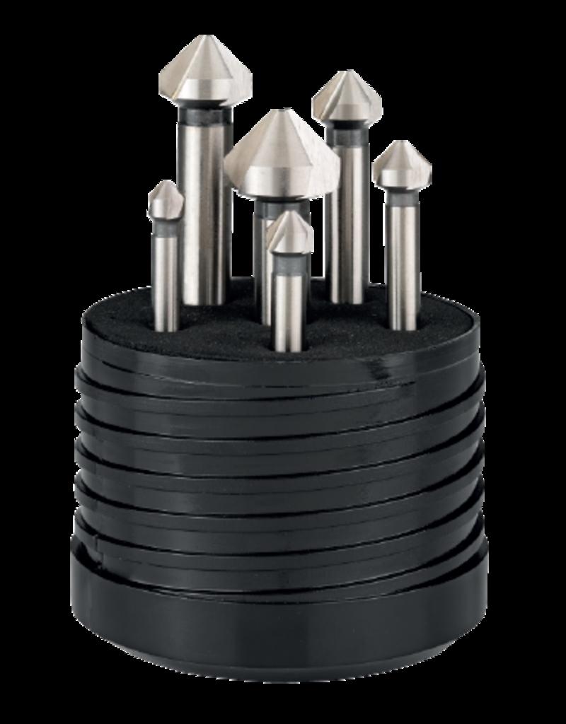 International Tools HSS-Co verzinkborenset 90° 6,3 - 20,5 mm