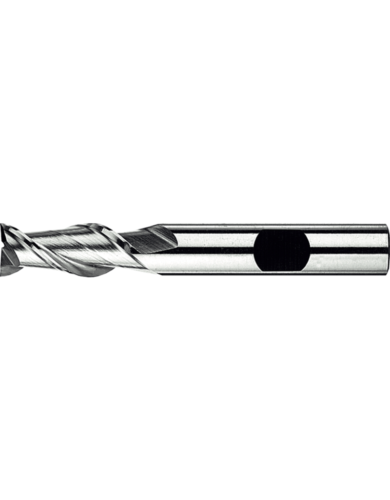 Phantom HSS-Co aluminiumfrees (2-lip) 3 MM