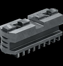 Phantom Geharde grondbekken voor 125 mm Bison 3-klauwplaten