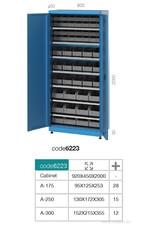Kocel Bakkenkast 920x450x2000 IC