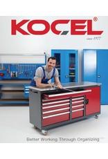 Kocel Werktafel verrijdbaar  1120x570x785