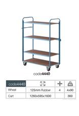 Kocel Transportwagen 1260x595x1600