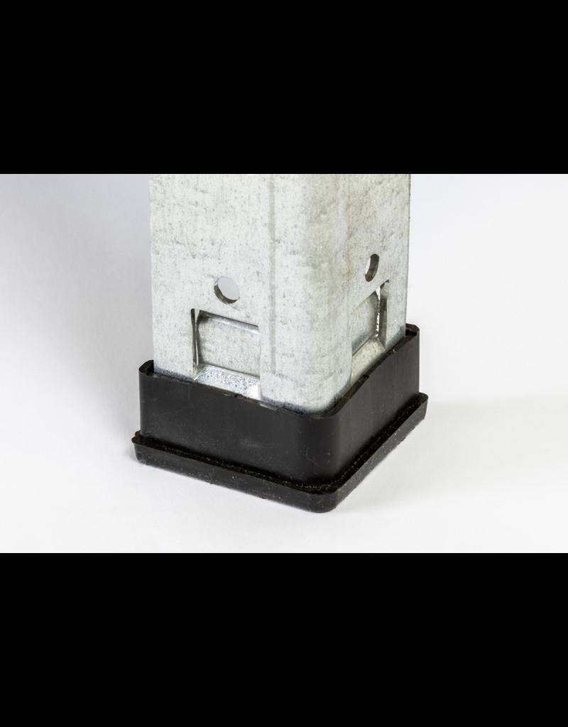 Kocel Gegalvaniseerde legbordkast 930x590x2000