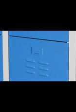 Kocel Lockerkast K6056 - BL 1180x400x200 6PL