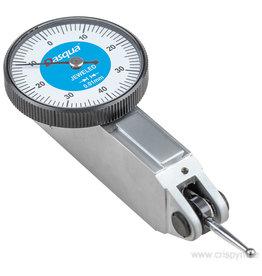 Dasqua Analoge zwenktaster Dia 37,50mm 0,8mm x0,01mm