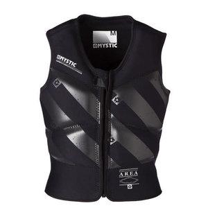 Mystic Mystic Block impact vest zwart