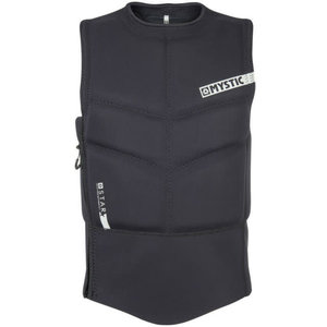 Mystic Mystic Star impact vest side zip black