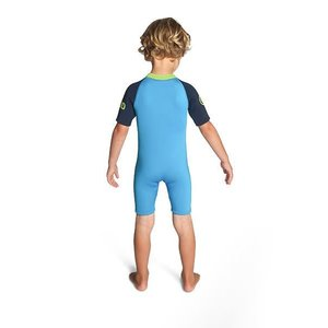 C-skins C-skins kids wetsuit shorty blue