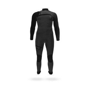 Brunotti Brunotti Bravo wetsuit 3/2 Frontzip black