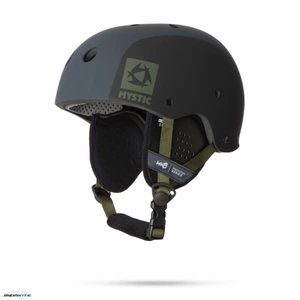 Mystic MK8 Surf helm black/dark grey and green