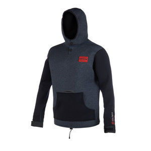 Mystic Mystic Voltage sweat Navy/Red