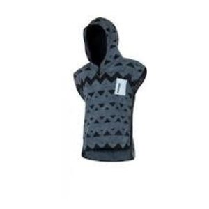 Mystic MysticPoncho Kids Pewter