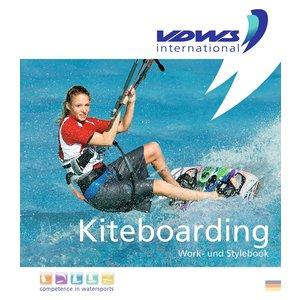 VDWS VDWS Kiteboarding Work- & Stylebook