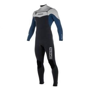 Mystic Star Fullsuit 3/2 mm Double Fzip Navy