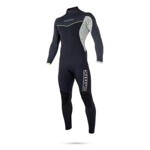 Mystic Mystic Drip wetsuit 3/2 Backzip Black/Grey