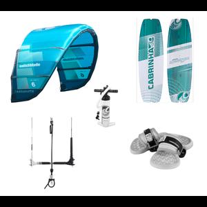 Cabrinha Cabrinha SWITCHBLADE kitesurfset 2019