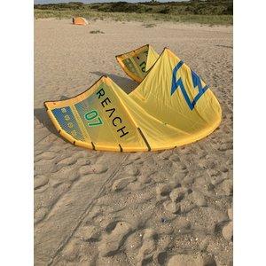 North Tweedehands North reach 7m Yellow