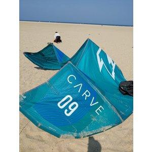 North Tweedehands 2021 North Carve 9m Sea Green