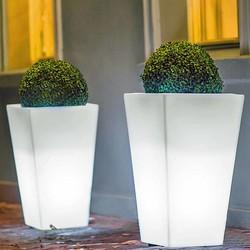 Led-verlichte potten
